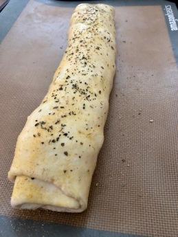 Healthier Stromboli