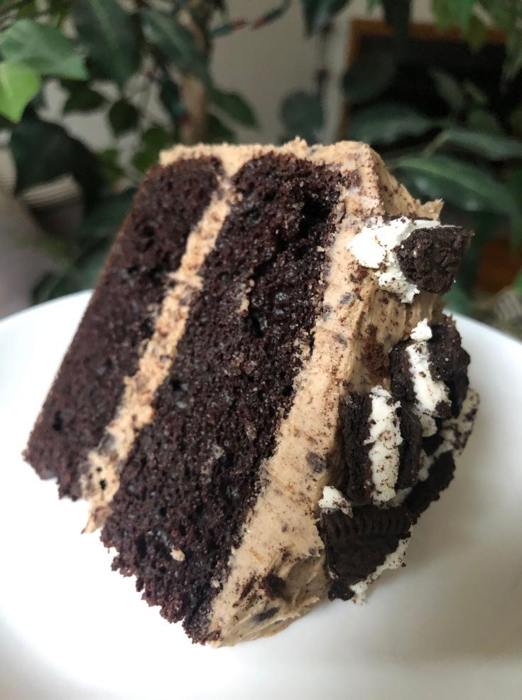 Espresso Oreo Cake
