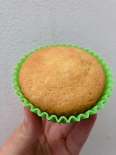 cupcake baked